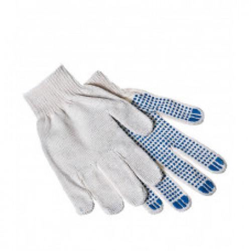 Перчатки 4 нити с ПВХ покрытием