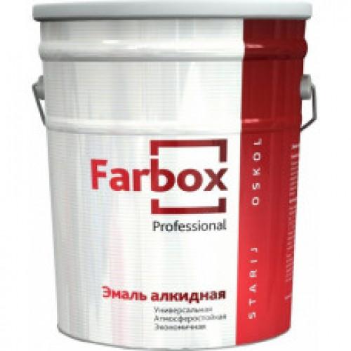 Грунтовка для металла Farbox ГФ-021, красно-кор., 20л