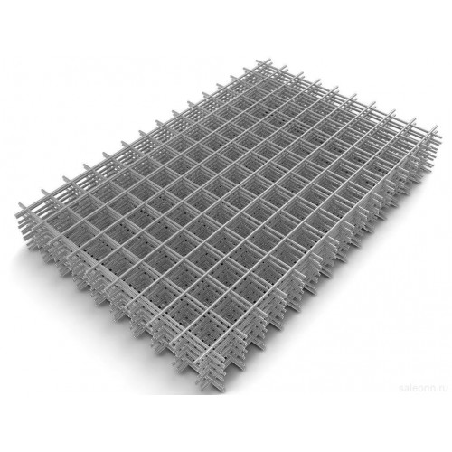 Сетка сварная 60х60х5, в картах 0.5х2м